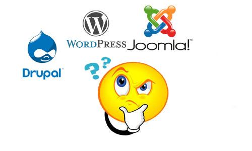 Какую CMS выбрать для создания сайта или блога